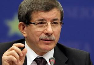 Davutoglu strongly condemned Armenian terrorism