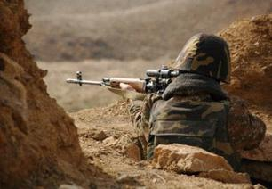 Armenians violate ceasefire 74 times