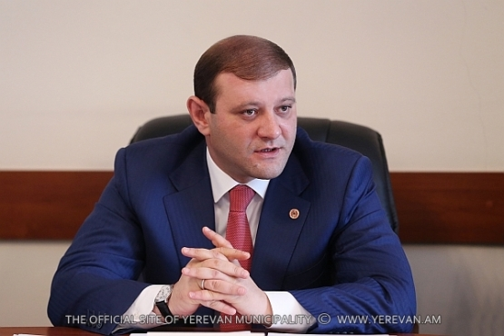 "Taron Margaryan has been elected chairman of the board of trustees of ""Armenian National University of Architecture and Construction"" foundation"