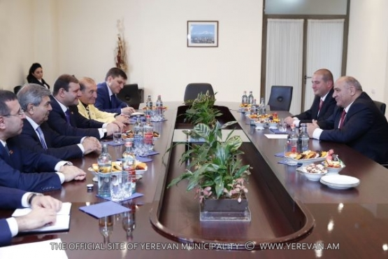 Yerevan and Stepanakert will go on active interaction