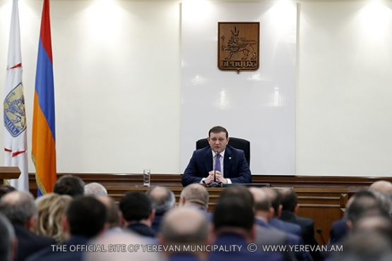 Taron Margaryan. There are no unsolvable problems so we must be consistent
