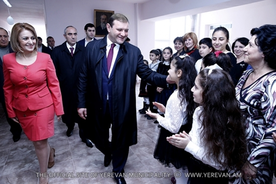 About 800 pupils of the music school after Armen Tigranyan have been provided with all necessary conditions