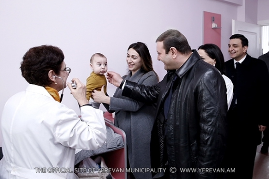 The activities directed at renovation and modernization of medical equipment in the medical establishments of the capital will be long lasting