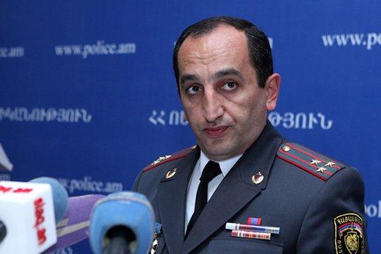 ՀՀ ճանապարհային ոստիկանության պետին գտնել չի լինում․ «Ժողովուրդ»