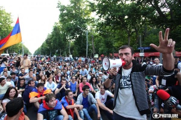 Վաղինակ Շուշանյանին ոստիկանները չեն հարցաքննել և արձանագրություն չեն կազմել