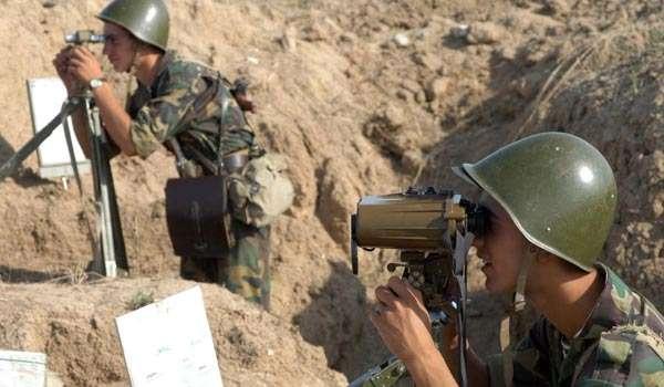ՀՀ զինված ուժերի և ԱԱԾ սահմանապահ զորքերի ստորաբաժանումները վերահսկում են սահմանային իրավիճակը