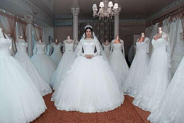 Свадебные платья в грозном и цены пышные