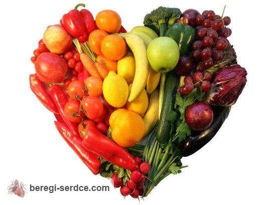 Ինչ պետք է ուտել առողջ սիրտ ունենալու համար