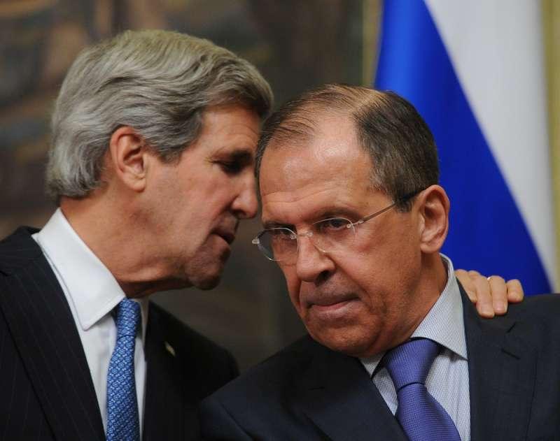 Лавров и Керри вновь обсудили ситуацию в зоне Карабахского конфликта