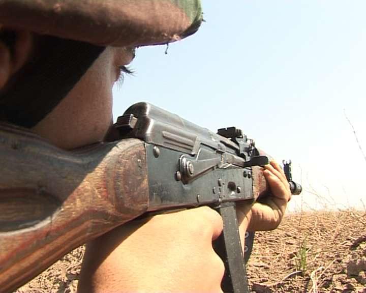 В результате обстрела с азербайджанской стороны погиб 20-летний армянский солдат