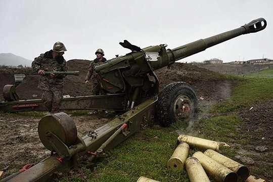 Азербайджанская сторона в очередной раз нарушали режим прекращения огня на границе с Арменией