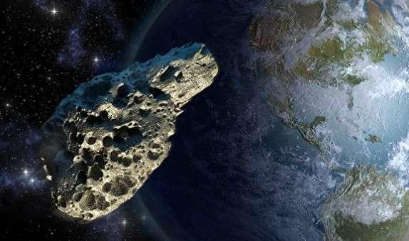 500-метровый астероид пролетел мимо Земли - астрономы