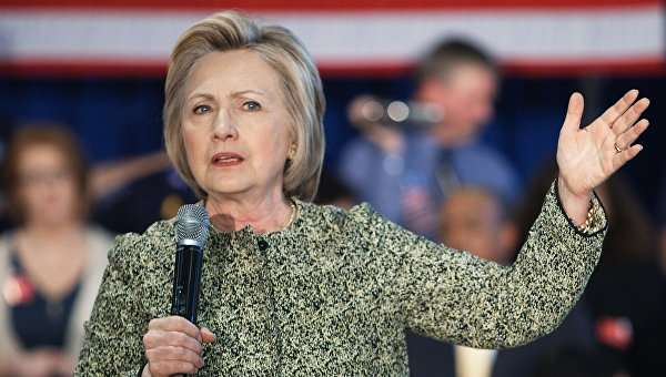 Кандидата в президенты США Хиллари Клинтон вызовут на допрос в ФБР – CNN