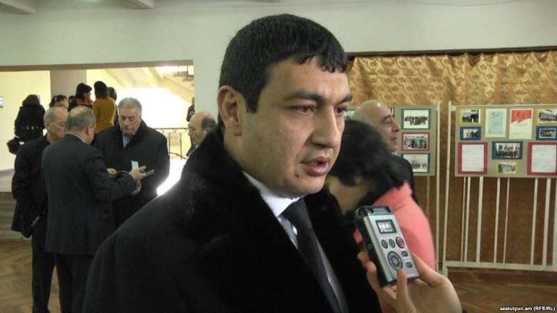 «Жоховурд»: Зять Царукяна, губернатор Котайка, будет переведен на другую работу