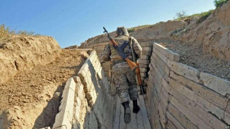 Азербайджанские ВС ночью обстреляли северо-восточный участок армянской границы – Минобороны Армении