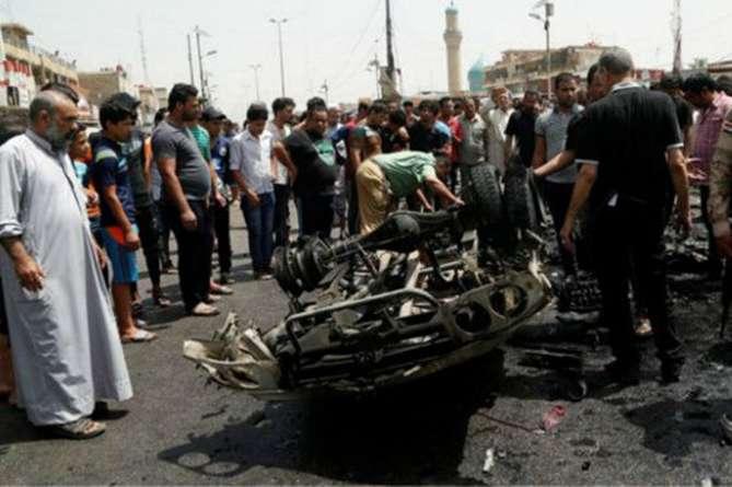 Взрыв в Багдаде: более 60 погибших, почти 100 раненых
