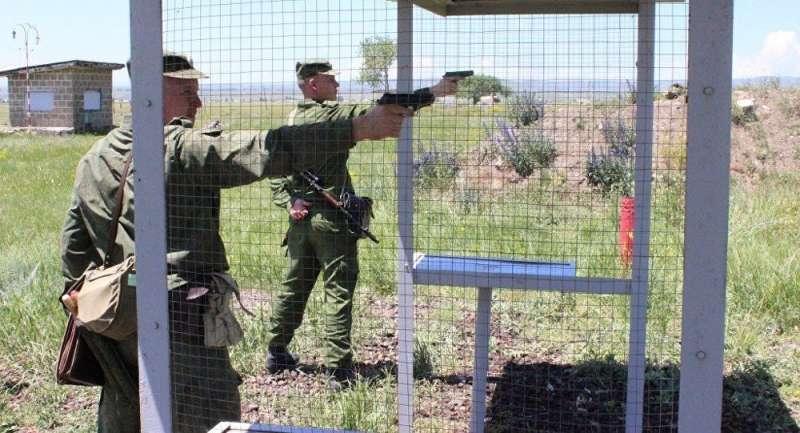 Занятия по командирской подготовке начались в ЮВО
