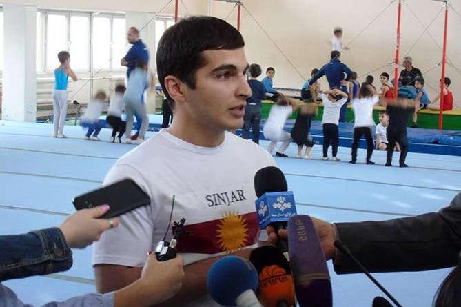 Видео рекорда атлета из Армении Манвела Мамояна размещено на официальной странице Книги Гиннеса (Видео)