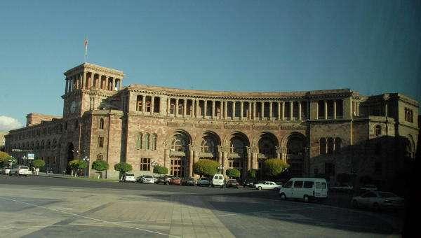 Правительство Армении представило заключение по законопроекту о признании Карабаха