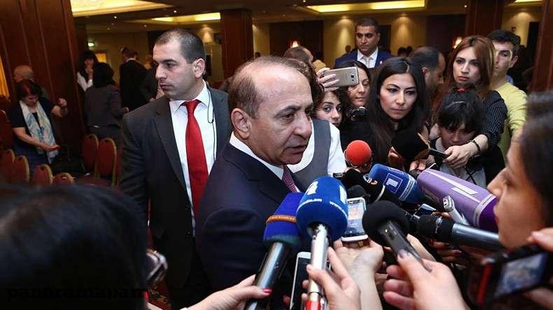 Премьер-министр Армении : Армения признает независимость Нагорного Карабаха, когда придет время