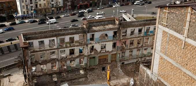 «Грапарак»: Строительство Академии ОДКБ в Ереване завершится вскоре