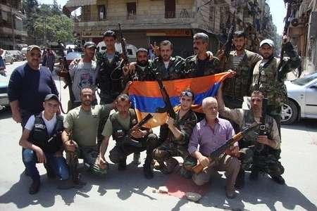 The New York Times: «Самой большой поддержкой Башар Асад пользуется у сирийских армян»