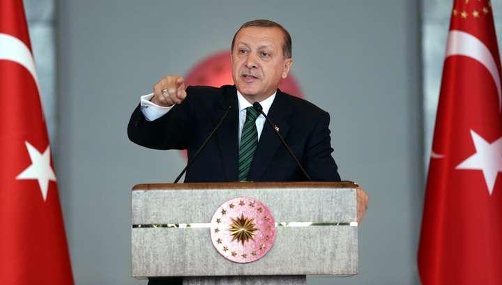 СМИ: превращение Эрдогана из демократа в автократа завершено