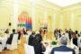 Ի պատիվ Լիբանանի նախագահ Միշել Աունի՝ Սերժ Սարգսյանի անունից տրվել է պաշտոնական ճաշ