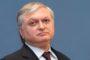 Նալբանդյանը հրաժարվում է մեկնաբանել 5 շրջաններն Ադրբեջանին հանձնելու մասին հայտարարությունները