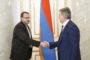 Կարեն Կարապետյանը և ԱՄՆ դեսպանը  խոսել են Հայաստանյան իրավիճակի մասին
