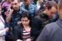 Ոստիկանները փողոցը փակելու համար կնոջ բերման ենթարկեցին. Լարված իրավիճակ՝ Գյուլբենկյան փողոցում