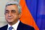 Սերժ Սարգսյանին շնորհավորական ուղերձներ են հղել ԵՄ ղեկավարները