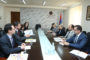 ԿԳ նախարար Արայիկ Հարությունյանն ընդունել է Ֆրանսիայի դեսպանին
