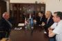 ՀՀ դեսպան Ռուբեն Սադոյանն այցելեց Իվանե Ջավախաշվիլու անվան Թբիլիսիի պետական համալսարան