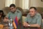 Քննարկվել են հայ-բուլղարական երկկողմ ռազմական համագործակցության հեռանկարներները