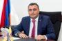 Էջմիածնի քաղաքապետ Կարեն Գրիգորյանը հրաժարական տվեց
