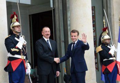 Փարիզը ԼՂ հարցով հայտարարություն է տարածել Մակրոն-Ալիև հանդիպումից հետո