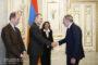 Վարչապետն ընդունել է ԵԱՀԿ գործող նախագահի ներկայացուցիչ Պաոլա Սևերինոյին