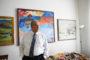 Արմեն Սարգսյանն այցելել է նկարիչ Հովհաննես Զարդարյանի արվեստանոց