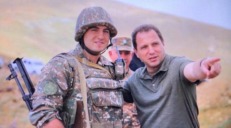 Դավիթ Տոնոյանն այցելել է հանրապետության հարավ-արևմտյան սահմանագոտի