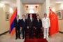 Նախագահն այցելել է Հայաստանում Չինաստանի դեսպանություն