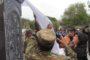Ոստիկան հայրը խաչքար կանգնեցրեց զինվոր որդու հիշատակին