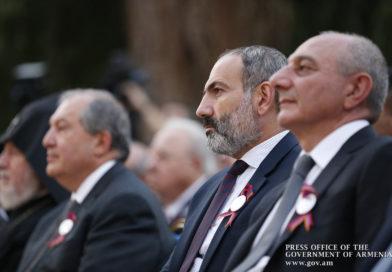 Հայաստանը տոնում է անկախության 27-րդ տարեդարձը