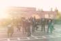 Դիրքեր մեկնելուց առաջ ոստիկաններն աղոթեցին ու երդվեցին անձվիրաբար պահել պետական սահմանի մարտական դիրքը