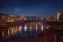 Վիլնյուսի կենտրոնական կամուրջները լուսավորվել են Հայաստանի դրոշի գույներով /տեսանյութ/