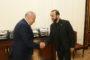 Առաջին փոխվարչապետն ընդունել է ՀՀ-ում ՌԴ արտակարգ և լիազոր դեսպան Սերգեյ Կոպիրկինին