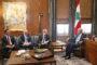 Նիկոլ Փաշինյանը և Լիբանանի խորհրդարանի նախագահը բարձր են գնահատել երկկողմ քաղաքական երկխոսությունը