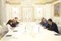 Նիկոլ Փաշինյանն ընդունել է «Իզմիրլյան» հիմնադրամի փոխնախագահ Գրեգ Ջերեջյանին