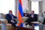 Արմեն Սարգսյանը հրաժեշտի հանդիպում է ունեցել Հայաստանում ԱՄՆ դեսպան Ռիչարդ Միլսի հետ