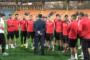 ՆՀՀ Մակեդոնիայի խաղից առաջ Արթուր Վանեցյանը զրուցել է ազգային հավաքականի ֆուտբոլիստների հետ/տեսանյութ/
